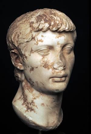 Ritratto di Marcello, I secolo a. C.