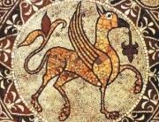 Mosaico del Grifo