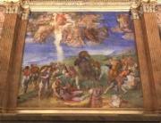 Michelangelo, Conversione di san Paolo, Cappella Paolina