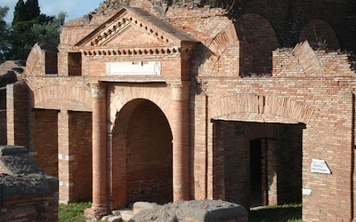 Visita guidata ad ostia antica iterarte roma for Di tommaso arredamenti ostia