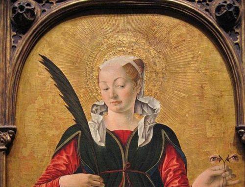 Santa Lucia nella storia e nell'arte