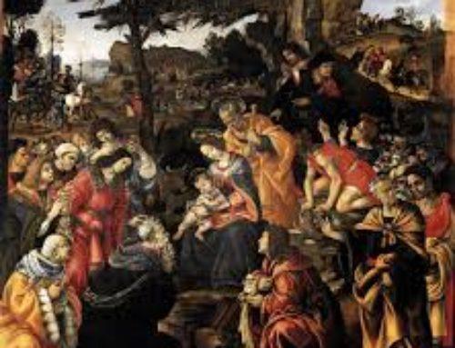 Epifania: arte, storia, religione