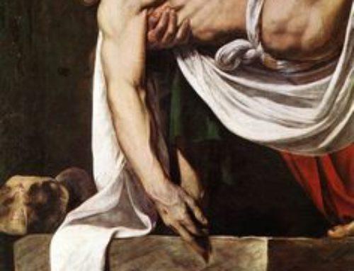La Passione di Cristo nelle opere di Caravaggio